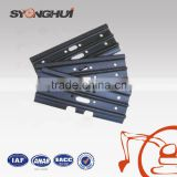 excavator track shoe / track pad / track pin press for undercarriage parts E306 E307