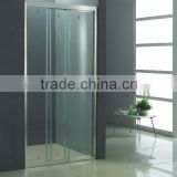 Aluminum Framed Folding Simple Tiple Shower Door & Shower Enclosure Shower Screen (KD4101)