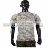 Military solider infantry tactical gear shirt combat solider T-shirt army BDU set uniforms police clothes CL34-0030