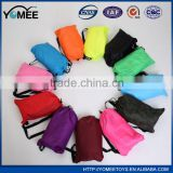 Garden brand furniture Laybag camping wind pouch nylon air sleeping bag lazy bag sofa gojoy inflatable air sleeping bag                                                                                         Most Popular