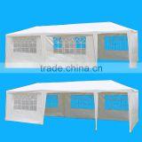 10'x30'Heavy duty Gazebo Canopy Outdoor Party Wedding Tent with removable sidewalls