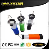 Onlystar GS-4007 abs outdoor 3aaa battery portable tent hanging focusing led camping light