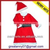 girl dress christmas fabric nativity set wholesale desing christmas baby girl clothes dress
