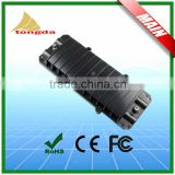 Newest horizontal style 2-in 2-out optical fiber cable splice closure /fiber optic joint box
