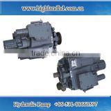 PV series hydraulic pump for ford tractor