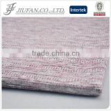 jacquard sweater machine with viscose rayon embroidery thread for yarn dyed jacquard fabric