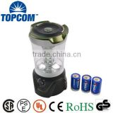 Compass LED Lights For Home TOP Switch Foldable LED Camping Lantern Light
