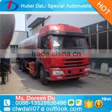 24000 litres FAW 6X4 gas delivery lpg tank truck