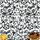 Fashionable Dazzle Graphic White&Black Hydrographic Film No.M-36-1 Marble Texture Water Transfer Printing Film