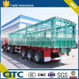 stake/bulk fence transport semi trailer /store house bar semi trailer agricultural machine for sale