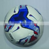 Promotional price wholesale laser PVC/PU/TPU football soccer ball                                                                         Quality Choice
