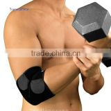 Good quality High Elastic sports Support magnetic elbow brace
