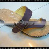 2015 shoes restoring ancient ways Female wedge bottom round head sandals Hot style fashion footwear