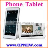 cheap MI7 mini tablet phone call funtion with dual sim card 3g gsm tablet bluetooth wifi