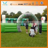 Exciting inflatable horse racing game foe sale