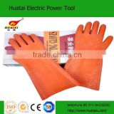 Class 0 Test Voltage AC 5000 V Voltage Rating AC 1000 Vinsulating gloves nature latex gloves