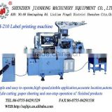 JH-210B Sticker Label printing and punching machine