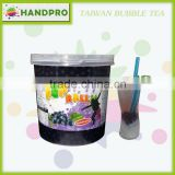 High Quality 3.2kg package Blueberry Popball for Taiwan Bubble Tea drinks - like Popping boba
