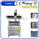 3 axis CNC carving machine 6090 factory supply cnc mini router stone carving machinemini cnc milling machine