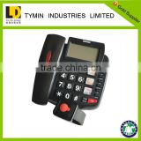China supplier big button old people sos emergency phone nique design SOS emergency big button