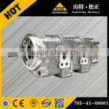 705-41-08070 705-41-08080 PC10 PC15 PC20-7 PC40-7 PC38UU-2 PC50UU mini hydraulic gear pump Fuel gear pump oil pump