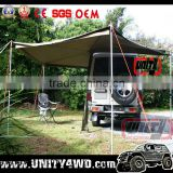 super hot sale car foxwing awning with polyester-cotton