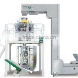 Automatic VFFS Packaging Line, Food Packing Machinery, Bagging Machine with Multihead Weigher