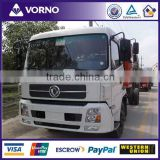 Genuine Dongfeng truck double cab pickup with good quality