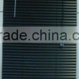 Aluminium Venetian Blind inside double glass window with pinhole