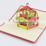 Handmade decoration greeting card & Love and valentine card