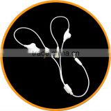 3.5mm Y Splitter Lovers Stereo Headpset Audio Cable with Separate Volume Control White from dailyetech