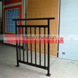 zhenghong wrought iron fence/backyard garden fence with high quality