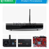 Himedia Q10 pro Kodi pre-install Quad core Android TV Box IPTV Box android 5.1 TV Box Kodi 16.0