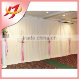 wholesale party wedding curtain decorative stage decoration backdrop fabric