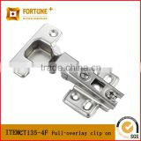 ALIBABA CHINA SUPPILER ! LOW PRICE 201 SS TWO WAY DETACHABEL KITCHEN & CABINET HYDRAULIC HINGE