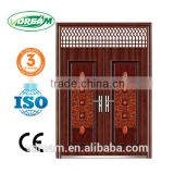 high steel door for exterior door, steel door with ventilation grill, steel door window kit
