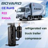 parts of cold room freezer nevera compressor R404A QXD series ce rohs approved replace Embraco compressor