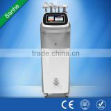 2016 Roller And Vacuum Hifu Beauty Machines Eyes Wrinkle Removal / HIFU Face Collagen Slim Ultrasound Machine Painless