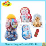 High quality lovely present yummy chocolate ball brands with biscuit