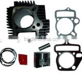 Lifan 140cc Cylinder Kit (55mm, pin 15mm)- Fits Engines, Dirt bike, Pit Bike