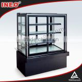 Bakery Vertical Type Cake Showcase Chiller/Commercial Showcase/Vertical Refrigerator Showcase