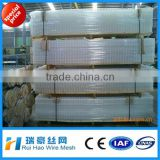 High quality durable hot dipped/electric galvanized or PVC coated black welded wire mesh panels