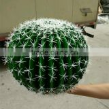 SJ3001014 High initation ornamental artificial cactus plant/cactos for office decoration
