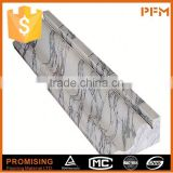 High polished beautiful interior decorative Natural marble and granite made window and door frame mouldings/sills