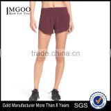 MGOO 2017 Summer Custom Made Loose Fit Short Pants 100% Polyester Outdoor Hiking Quick Dry Sport Shorts