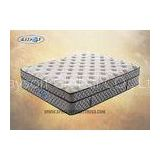 Euro Top Two Layers Bonnell Memory Foam Mattress 14 Inch Height For Home