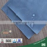 flame retardant and oil-water repellent 100% cotton fabric EN fr & waterproof fabric