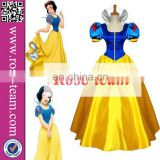 Fantasia Anime Lolita Top Selling Custom Made Cartoon Snow White Princess Dress Cosplay Halloween Party Women Costume C0576