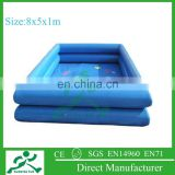 intex inflatable swimming pool with slides