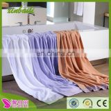 wholesale solid color cotton hotel bath towel